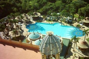 Oasis at Sun City, North West