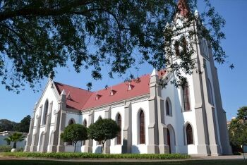 Dutch Reformed Church, Plein Street, Rustenburg, North West